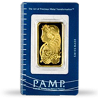 PAMP Credit Suisse Gold Bars