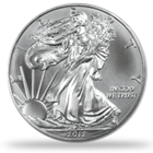 American Silver Eagles – Uncirculated