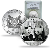 China & South East Asia Silver Coins