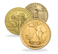 Europe & Russia Gold Coins