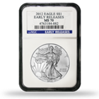 American Silver Eagles – NGC Graded
