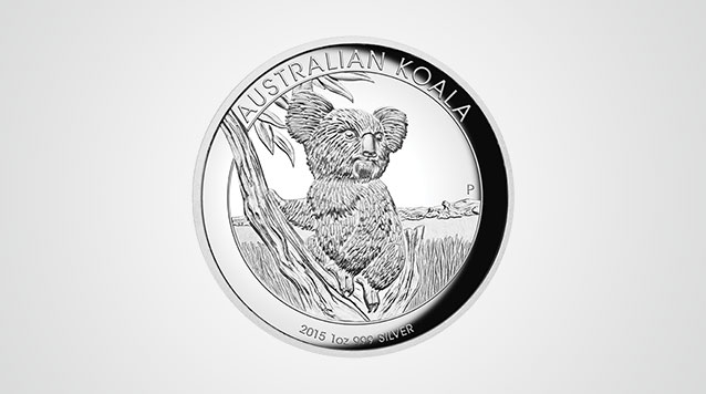 2015 High Relief Silver Koala 1 Oz Silver Proof Australia Product Video