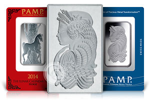 Buying Pamp Suisse Silver Bars