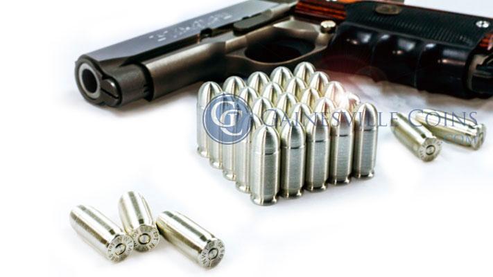 Silver Bullets Bullion Buy Silver Bullet Precious Metal