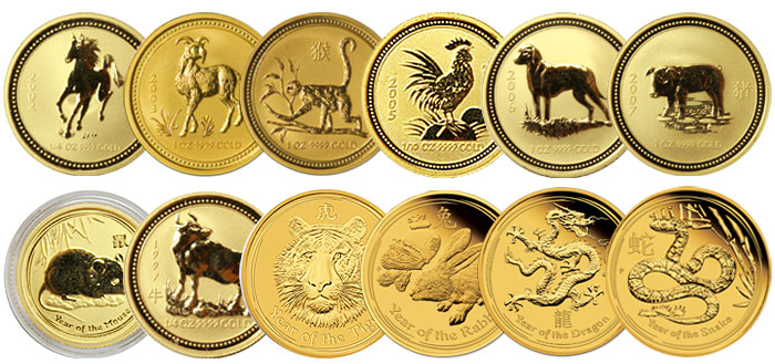 Perth Mint Gold Lunar Series Buying Guide Gainesville