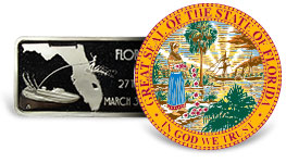 Florida Coat Of Arm