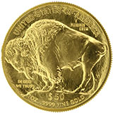 Gold Buffalo Coins - Proof Versions