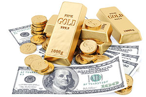 Spot Gold Flat on Fed Day