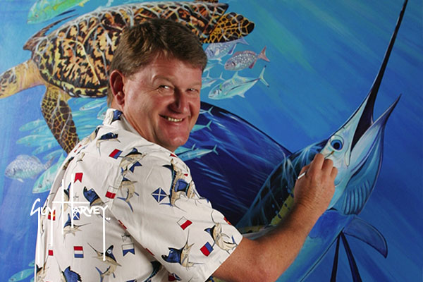 About Guy Harvey