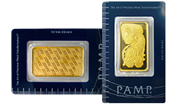 PAMP Suisse Gold Bar