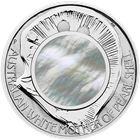 2015 Mother of Pearl 1 oz Proof Silver - Australia