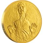 2016 Han Solo 1/4 oz Gold Coin - Star Wars Classic
