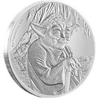 2016 Star Wars Yoda 1 oz Silver Coin
