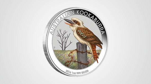 2016 Berlin Coin Show 1 Oz Proof Silver Kookaburra Coin Australia Product Video