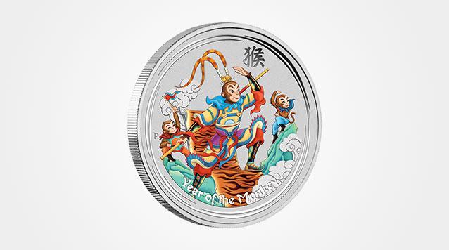 2016 Monkey King 1 oz Silver Product Video