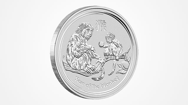 The Perth Mint 5 oz Silver Lunar Monkey Product Video