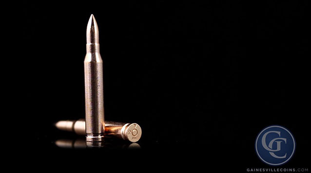 AR-15 Copper Bullet 1 AVP oz