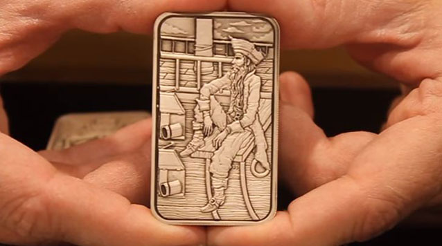 5 oz Buccaneer Silver Bar Product Review