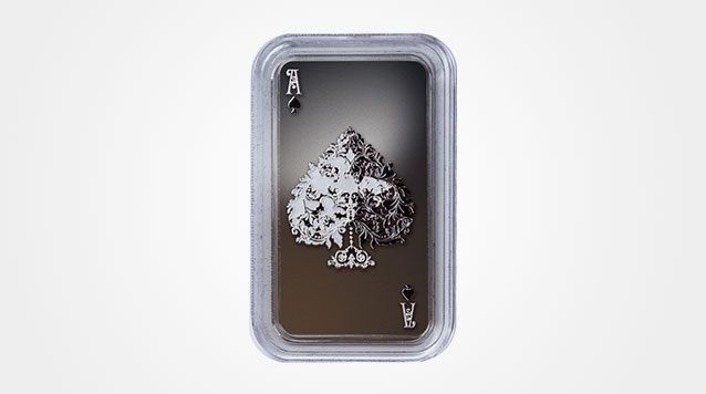 Four Aces Proof Silver Four Coin Set Product Video