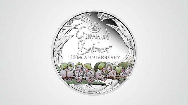 2016 Gumnut Babies 1 oz Proof Silver Coin Product Video