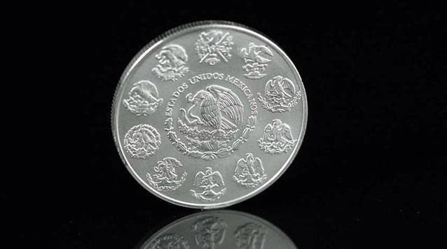 2012 1 oz Mexican Silver Libertad