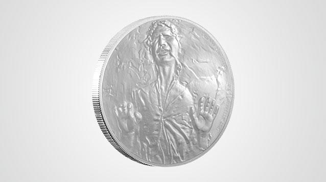 2016 Star Wars Han Solo 1 oz Silver Coin Video