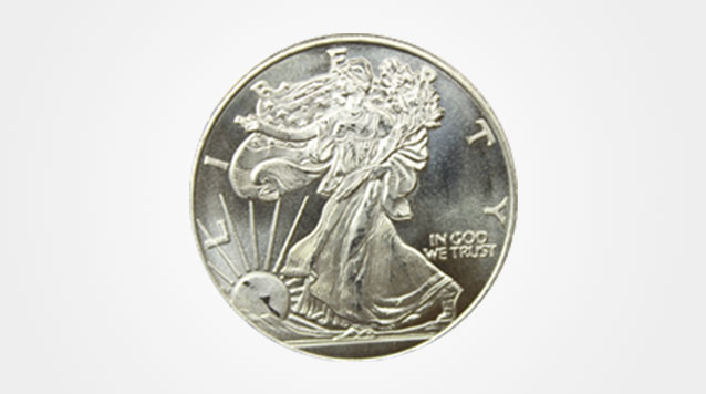 1/2 oz Walking Liberty Round Product Video