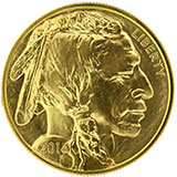 Gold Buffalo Coins