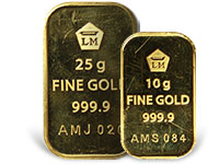 Indonesian Gold Bars