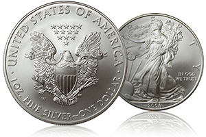 American Silver Eagles Uncirculated
