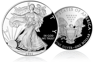 American Silver Eagles Proofs