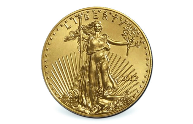 2012 American Gold Eagle