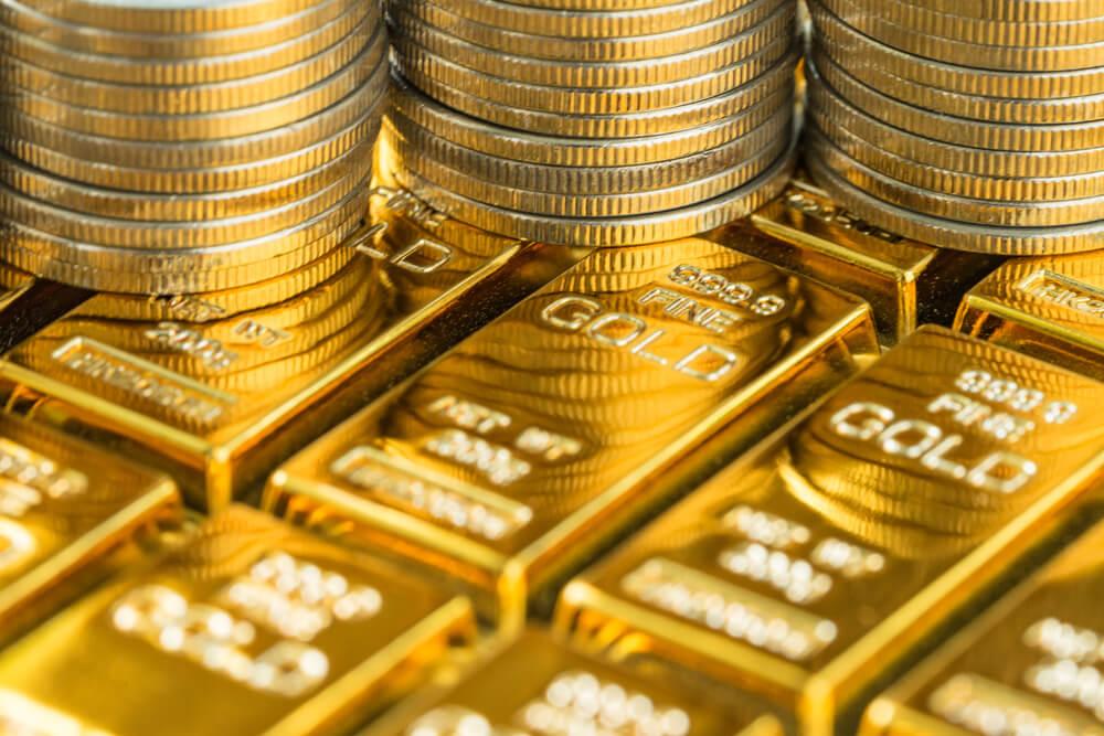 العملات الذهبية سبائك الذهب